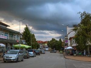 Бяла, Болгария, мыс Святой Атанас, рядом с  комплексом Антик Палас