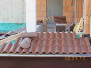 Болгария. Бяла ( Варненская обл.)  Элементы крыши на 2 этаже