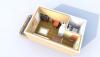 Студия Б 3-4 3D вид AntiquePalace